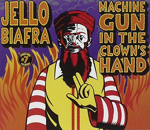 9781902593661: Machine Gun in the Clown's Hand