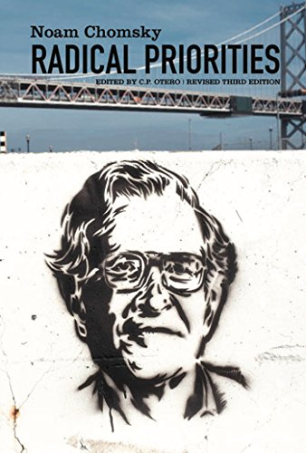 Radical Priorities (1902593693) by Chomsky, Noam; C.P. Otero