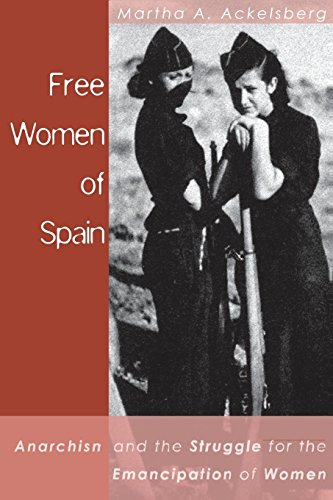 9781902593968: Free Women of Spain: Anarchism and the Struggle for the Emancipation of Women