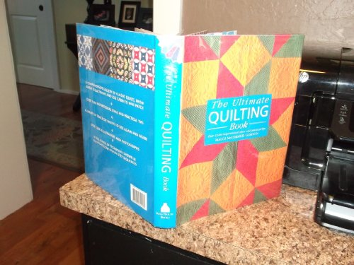 9781902615035: The Ultimate Quilting Book: Over 1,000 Inspirational Ideas and Practical Tips