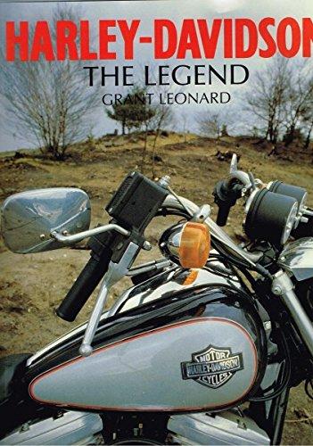 9781902616056: Harley Davidson: The Legend