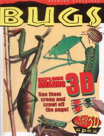 Amazing 3D: Bugs: Scholastic
