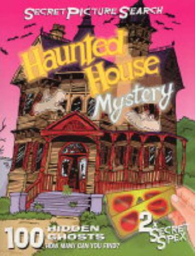 Haunted House Mystery: Secret Picture Search: Scholastic