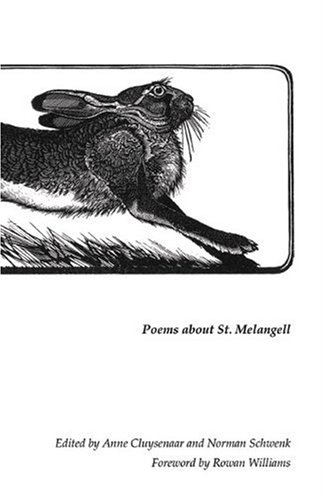 9781902638386: The Hare That Hides Within: Poems About St. Melangell