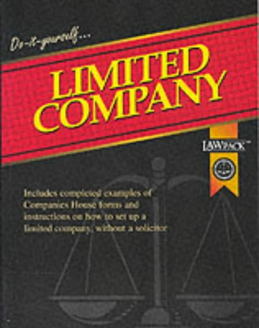 Limited Company Guide (Law Pack guide)