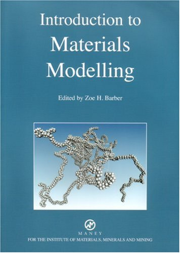 9781902653761: Introduction to Materials Modelling (Matsci)