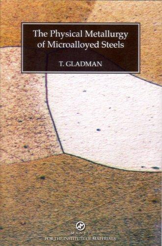 9781902653815: The Physical Metallurgy of Microalloyed Steels (Matsci)