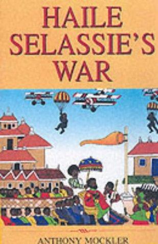 9781902669533: Haile Selassie's War