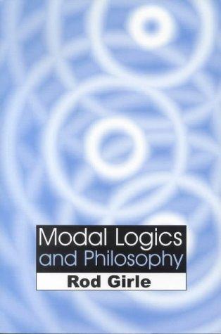 9781902683157: Modal Logics and Philosophy