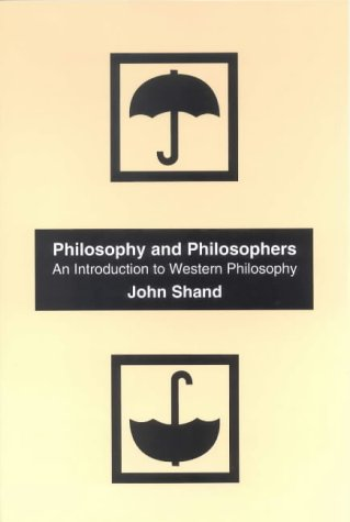 9781902683638: Philosophy and Philosophers: An Introduction to Western Philosophy