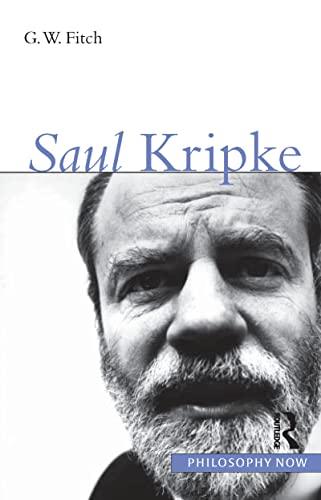 9781902683881: Saul Kripke (Philosophy Now)