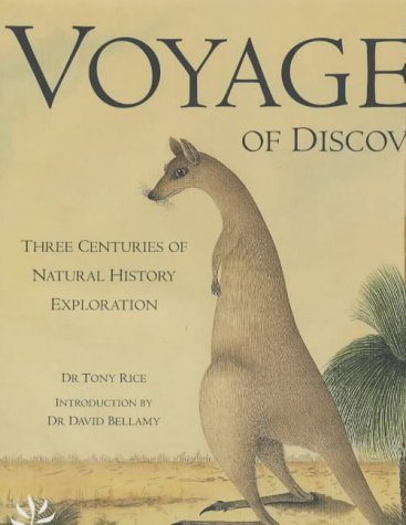 9781902686028: Voyages of Discovery: Three Centuries of Natural History Exploration