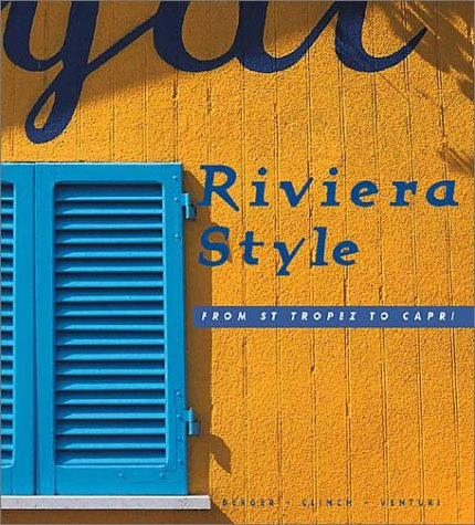 9781902686318: Riviera Style: From St. Tropez to Capri