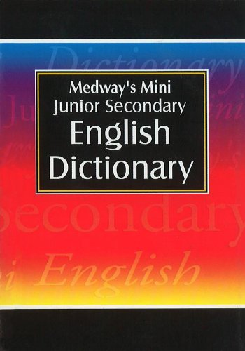 Medway's Junior Secondary English Vocabulary: Peter Collin