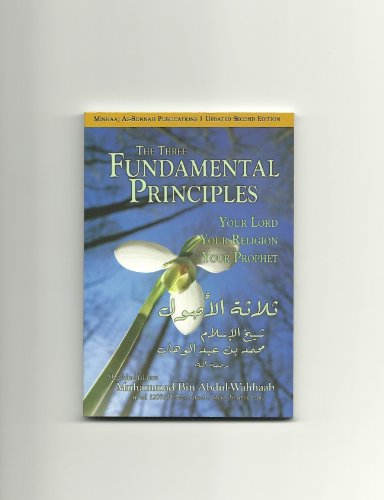 9781902727295: The Three Fundamental Principles (Your Lord , Your Religion, Your Prophet)