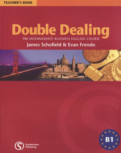 9781902741529: Double Dealing: Pre-Intermediate Business English Course Teacher's Book