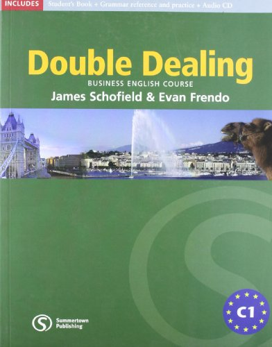 9781902741536: Double Dealing Upper Intermediate: Student Book