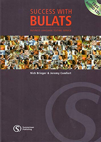 Success with BULATS (9781902741697) by Brieger, Nick; Comfort, Jeremy