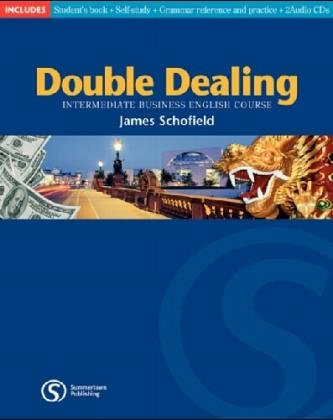 9781902741741: Double Dealing Intermediate: Intermediate Business English Course: Teachers Resource Pack