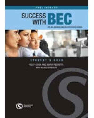 9781902741802: Success with BEC Preliminary: The New Business English Certificates Course