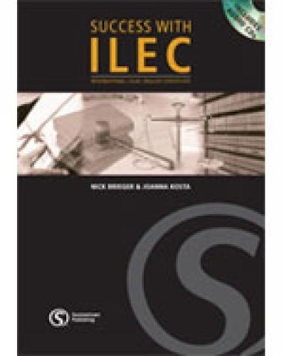 9781902741840: Success with ILEC: International Legal English Certificate