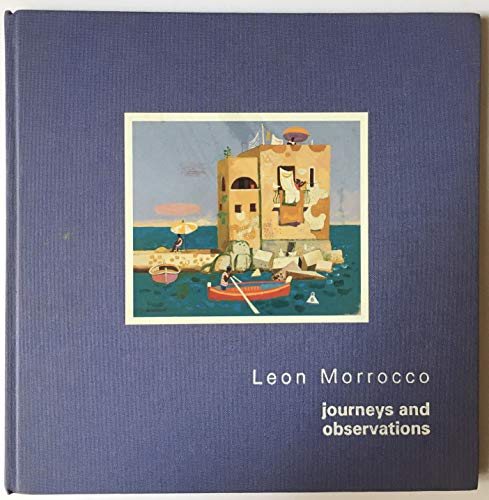 9781902761008: Leon Morrocco: Journeys and Observation