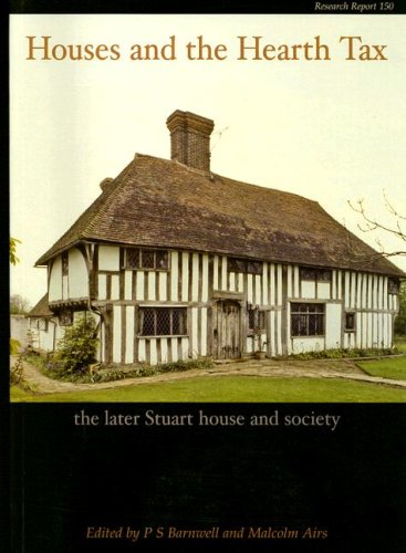 9781902771656: Houses and the Hearth Tax: The Later Stuart House and Society