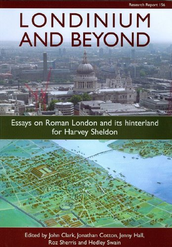 9781902771724: Londinium and Beyond (CBA Research Reports)
