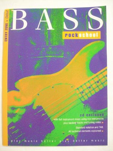 9781902775081: Rockschool Bass Debut (1999-2006)