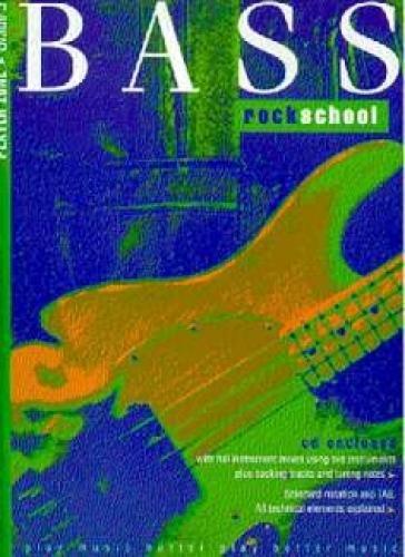 9781902775111: Rockschool Bass Grade 3 (1999-2006)