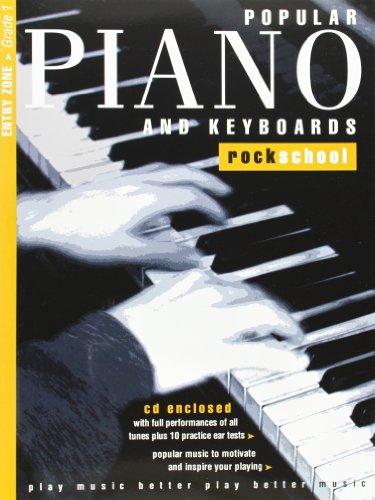 9781902775272: Rockschool Popular Piano and Keyboards Grade 1 (2001-2015)