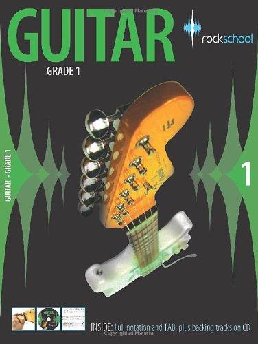 9781902775364: Rockschool Guitar Grade 1 (2006-2012)