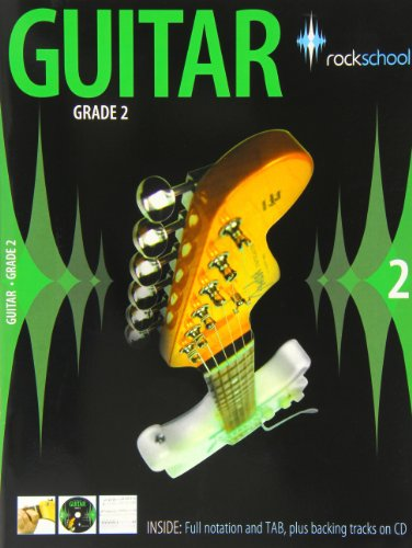 9781902775371: Rockschool Guitar Grade 2 (2006-2012)