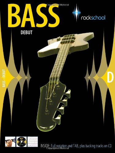9781902775449: Rockschool Bass Debut (2006-2012)