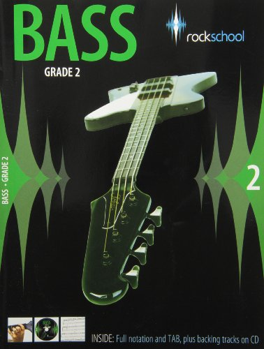 9781902775463: Rockschool Bass Grade 2 (2006-2012)