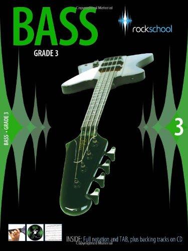 9781902775470: Rockschool Bass Grade 3 (2006-2012)