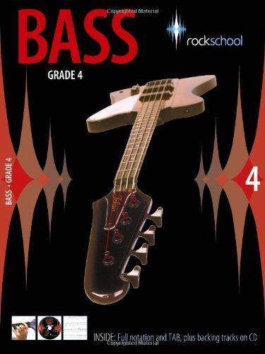 9781902775487: Rockschool Bass Grade 4 (2006-2012)