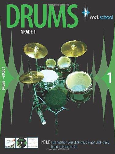 9781902775548: Rockschool Drums Grade 1 (2006-2012)