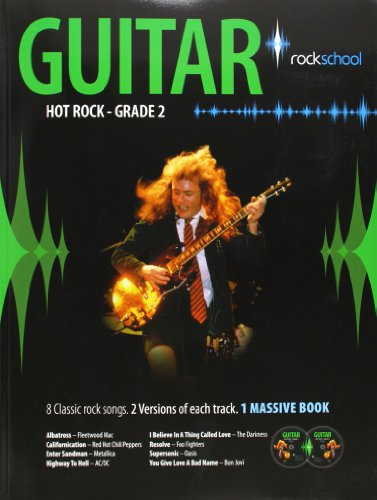 9781902775890: Rockschool Hot Rock Guitar Grade 2