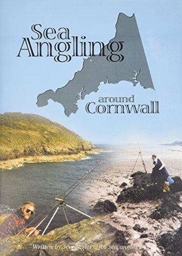 Sea Angling Around Cornwall (Hardback): David Weaver, Etc.