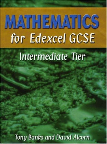 9781902796277: Mathematics for Edexcel GCSE Intermediate Tier