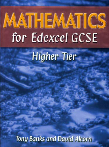 9781902796284: Mathematics for Edexcel Gcse Higher Tier