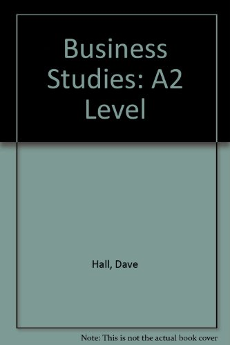 9781902796406: Business Studies: A2 Level