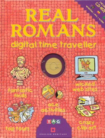 Real Romans (Digital Time-traveller) (1902804007) by Michael Cooper; Mike Corbishley