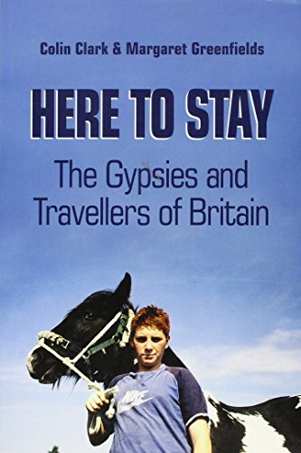 Here To Stay The Gypsies And Travellers Clark Dr Colin