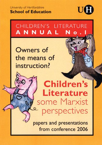 9781902806655: Owners of the Means of Instruction? Children's Literature: some Marxist Perspectives (Children's Literature Annual)