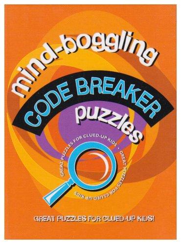 9781902813714: Mind Boggling Code Breaker Puzzles for Kids