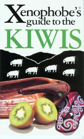 9781902825373: The Xenophobe's Guide to the Kiwis (Xenophobe's Guides - Oval Books)