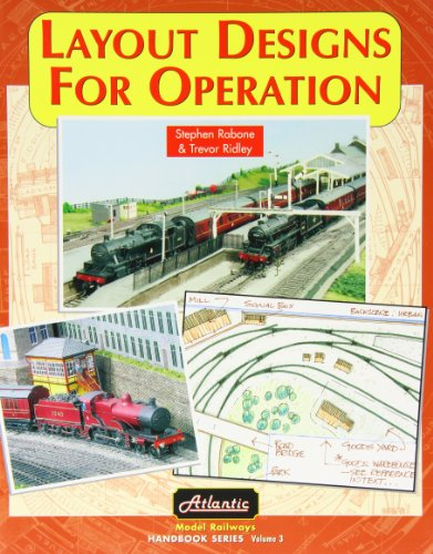LAYOUT DESIGNS FOR OPERATIONS (Paperback)