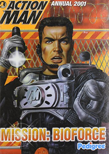 Action Man Annual 2001 -- Mission: Bioforce: Anon